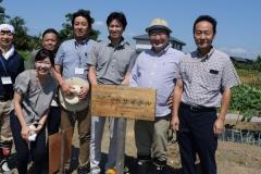 【畑サイクルは藤田智先生の推奨を頂いております】